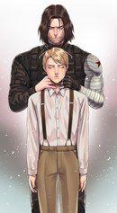 Fanart: Captain America / Winter ..