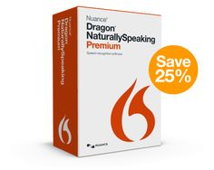 Dragon NaturallySpeaking Home Edition - Dragon NaturallySpeaking Home lets you interact with your computer by voice to turn thoughts into text, surf the Web, send email and more! - Nuance  | Nuance