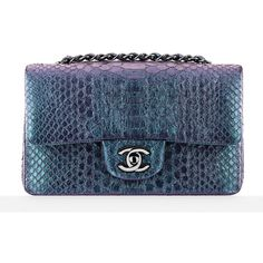 Check Out Chanel's Dubai-Themed Cruise 2015 Bags, in Boutiques Now ❤ liked on Polyvore featuring bags and chanel