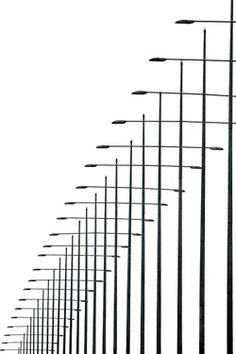 ♂ Black and white minimalist photography Perspective Light Poles abstract photo Minimal Photography, Urban Photography, Abstract Photography, Creative Photography, Street Photography, Photography Aesthetic, Underwater Photography, Lines In Photography, Interior Photography