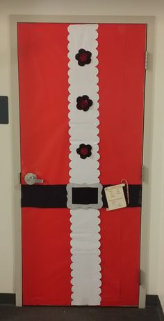 office door decorations holiday financeindigent health care 2015 christmas door no contest this year but our office decided to decorate simple door for the joy of season our decorating entry we find out on 12th