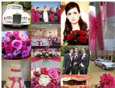 My Pink Wedding!!!  <3  xxx