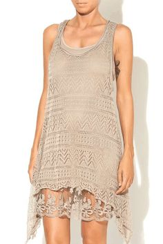 Love the Shoptiques Crochet Dress on Wantering.