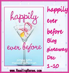 Happily Ever Before giveaway in December