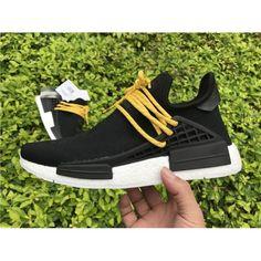 newest 0efcd f5360 2017 Nye Pharrell x adidas Boost NMD Human Race Core Black Sko Salg Cheap  Adidas Nmd