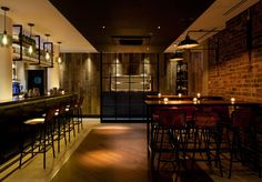 The Salt Room, Brighton made use of Photec Lighting LED products in the designs