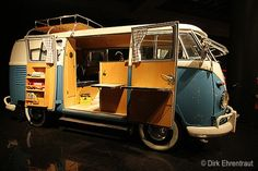 4. The car I would drive,  an alternate lifestyle recreational vehicle :) #EsuranceDreamRoadTrip