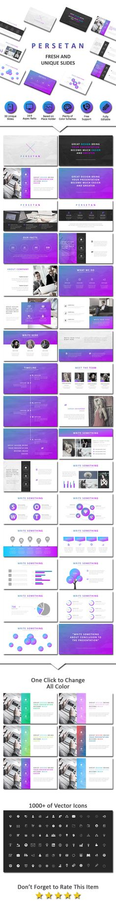 Persetan Creative Powerpoint - Business PowerPoint Templates
