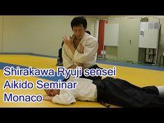 Aikido - Shirakawa Ryuji sensei Seminar in Monaco2016 (Highlight) 白川竜次先生 - YouTube