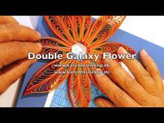 Double Galaxy Flower