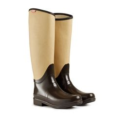 Military Inspired Wellington Boots | Regent St James | Hunter Boot