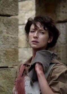 Combat Claire | Caitriona Balfe | Outlander Starz