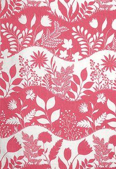 173971 Good Day Sunshine Flamingo by F Schumacher