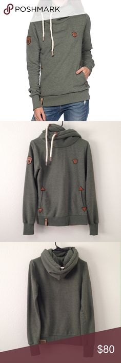 Nike Vintage Hoodie Sweatjacke Mottled Light Grey Online Rabatt
