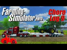 Lets Play Farming Simulator 2013 - Springhill Farm - Episode 5 - YouTube