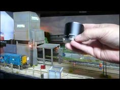 How to add custom sound effects loops to your model railway layout #modeltrains