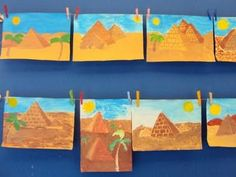 Week 4 Ancient Egypt - as a backgrund with traditional full body portrait Ancient Egypt Lessons, Ancient Egypt Activities, Ancient Egypt Art, Ancient History, Art History, Egyptian Crafts, Egyptian Art, Egyptian Pyramid, Thinking Day