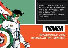 IB-Minister-Tiranga Indian Comics, Comic Character, Comic Art, Characters, Memes, Day, Movie Posters, Film Poster, Figurines