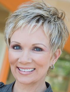 Today we have the most stylish 86 Cute Short Pixie Haircuts. We claim that you have never seen such elegant and eye-catching short hairstyles before. Pixie haircut, of course, offers a lot of options for the hair of the ladies'… Continue Reading → Pixie Haircut For Thick Hair, Short Thin Hair, Short Hairstyles For Thick Hair, Haircut For Older Women, Haircuts For Fine Hair, Short Pixie Haircuts, Cool Hairstyles, Pixie Hairstyles, Hairstyles 2016