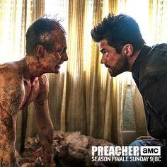 Preacher tv episode 9...best reunion ever.