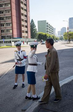 North Korea security. A Journey Behind the Fiction.