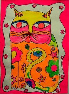 MAYELI Grade 3 Donna Staten Spring ArtArt