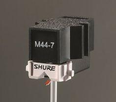Shure M44-7 Standard DJ Turntable Cartridge,$53.35