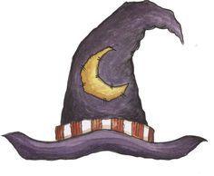 witches hat clipart - Recherche Google