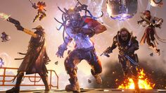 Lawbreaker Beta codes from signup coming today #Playstation4 #PS4 #Sony #videogames #playstation #gamer #games #gaming