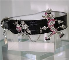Pearly Poodles Collar