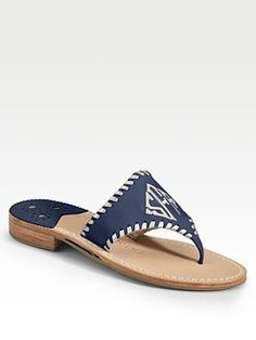 Personalized Jack Rogers Sandals