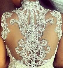 vestido de noiva decote nas costas - Google'da Ara