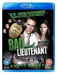 Image result for bad lieutenant orleans blu-ray