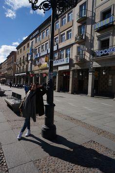 hola! Spain, Segovia.