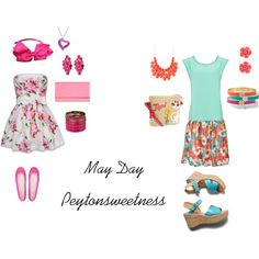 May Day, created by peytonsweetness on Polyvore