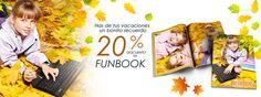 Que tus #Vacaciones perduren por siempre, haz tu #photobook ya con el 20% de descuento. Envíos a todo Colombia http://impreya.com/funbooks/ #Impreya