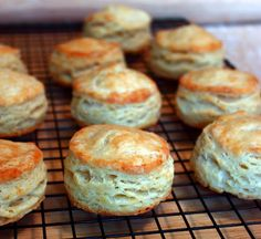 homemade biscuits - another one to try.
