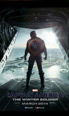 Movies: Captain America: The Winter Soldier. Cast: Chris Evans, Scarlett Johansson, Samuel L. Jackson, Sebastian Stan, Anthony Mackie.