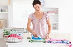 Lavar e Passar podem aumentar a conta no final do mês