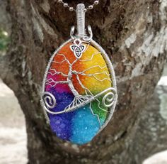 Hey, I found this really awesome Etsy listing at https://www.etsy.com/listing/212209476/tree-of-life-pendant-covering-vividly