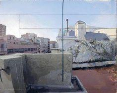 Antonio Lopez painted