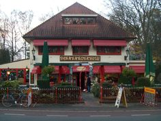 Wandelen en #pannenkoeken eten bij pannenkoekhuis De #Heksendans in Berg en Dal, nabij #Nijmegen.