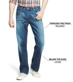How to choose the right jeans.
