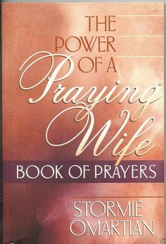 Stormie Omartian The Power of A #Praying Wife Paperback #Book 2004 First Edition.