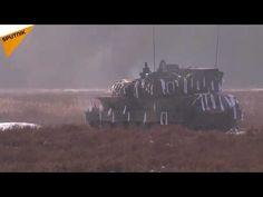 """Gegen """"unwahrscheinlichen russischen Angriff"""": 3500 US-Soldaten üben in Polen – VIDEO"""