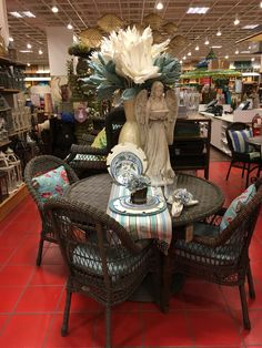 Display at Pier 1 Imports Manhattan, KS