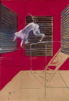 A Performing Dog | Francis Bacon