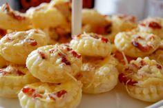 Blog Cuisine & DIY Bordeaux - Bonjour Darling - Anne-Laure: Minis Tartelettes #2 : Minis Quiches