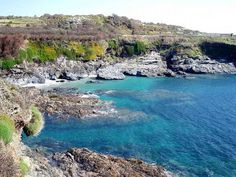 Prussia Cove (Ironically located in Cornwall.)