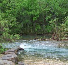 Buffalo River, Arkansas.  I grew up in this area.